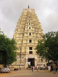 Hampi entrance Karnataka, India