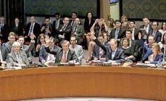 Consejo de Seguridad de la ONU avala pacto con Irán