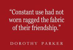 Dorothy Parker, Fabric, Tejido, Tela, Cloths, Fabrics, Tejidos