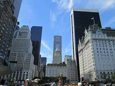 5th Ave & 59th St., NYC. Nueva York by voces, via Flickr
