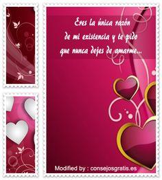 descargar bellos mensajes de amor,frases y mensajes románticos,enviar originales mensajes de amor,mensajes de amor bonitos para enviar,buscar bonitos poemas de amor para enviar : http://www.consejosgratis.es/bonitos-mensajes-de-amor/