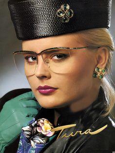 Vogue  September 1991. Vintage Divat1990-es ÉvekSzemüvegKesztyű b140aece66