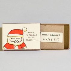 Vietnamese Artist Creates Tiny Matchbox Greeting Cards With A Hidden Messages Inside - ETSY Matchbox Crafts, Matchbox Art, Presents For Girlfriend, Birthday Cards For Boyfriend, Silly Gifts, Diy Cadeau Noel, Diy Gifts For Friends, Quilling Cards, Decor Crafts