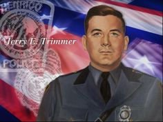 On August 14, 1966, Officer Jerry Edwin Trimmer was working Uniform Patrol when he was fatally injured in a traffic crash near the intersection of Harvie Road and Laburnum Avenue.