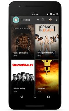 Terrarium TV v1.5.2 [Premium] Requirements: 4.0+ Overview: Terrarium TV – Free and HD TV-shows and movies on your Android devices!      Description Terrarium is an Android app which allows you to watch, stream and download FREE and HD TV Shows and movies on your Android...