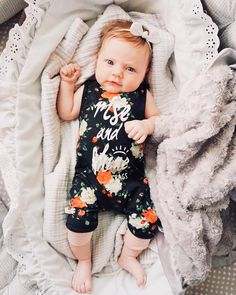 Fashion Kids, Baby Girl Fashion, Toddler Fashion, Style Fashion, Cute Outfits For Kids, Cute Kids, Redhead Baby, Ginger Babies, Baby Supplies