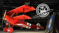 new #kickstarter project #crowdfunding Iconic Aircraft: Restoring the Red Baron by Owls Head Transportation Museum