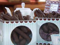 Recetas | Cigarros de chocolate | Utilisima.com