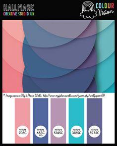 Creative Color Schemes colourvision_ballons | design | color + palettes | pinterest