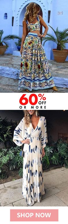 Sexy Off Shoulder Floral Printed Midriff Baring Suit Striped Shirt Dress, Cute Dresses, Boho Fashion, Dress Outfits, Shop Now, Floral Prints, Indian, Suits, Chic