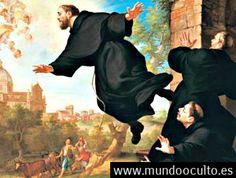 El misterio de la levitación: Podían volar los antiguos creyentes? (Parte I)