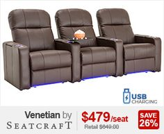 seatcraft vanguard movie theater chairs man cave pinterest