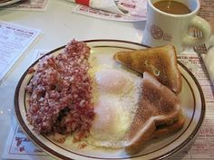Bode's Corned Beef House in Plymouth, MI. Simple, good food.