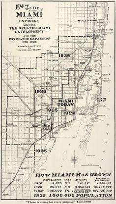 50 Best Miami Maps images