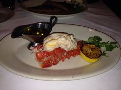 Cold Water Lobster tail ( soft boiled )