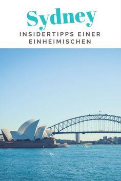 Australien: Silke hat 13 Jahre lang in Sydney gewohnt. Im Reiseblog verrät sie ihre Sydney Geheimtipps zu Sehenswürdigkeiten, Stränden, Hotels, Restaurants und Essen. Auf dem Bild zu sehen sind das Sydney Opera House und die Sydney Harbour Bridge.