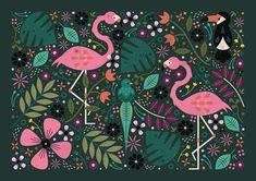 Carly Watts Art & Illustration: Spirit of the Jungle