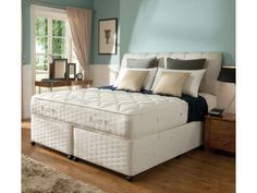 Sealy Windermere King Size Bed | 5ft x 6ft6 | 150cm x 200cm | Bedsite 705.17