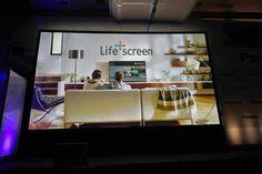 Panasonic Smart TV Life Screen CES 2015