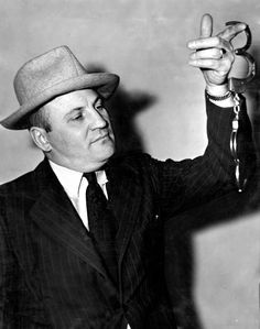 """Shelby County, Iowa, Sheriff Orrell Gearhart returned to Iowa in 1949 with a """"heart full of bitterness"""" instead of the prisoners he had trailed over the state line. After a burglary at a Portsmouth, Iowa, lumberyard, the sheriff followed leads to identify and track down Neal Abram Hart, 24, and Ernest Hawes, 28, in Omaha. Gearhart planned to lure the men into Council Bluffs and arrest them. However, he told the Douglas County Sheriff's Office everything he knew first, and they arrested the men instead. The men confessed and were sentenced to four-year terms for burglary. """"They'd have got 10 years in Shelby County,"""" Gearhart said. THE WORLD-HERALD"""