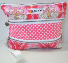 Custom Birdee Girl Bag www.birdeegirl.com
