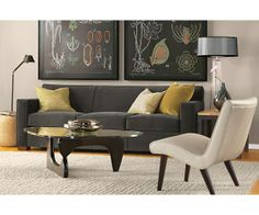 Delia Leather Chair - Chairs - Living - Room & Board