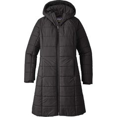 3c2a379a308 Patagonia Women s Transitional Parka - Large - Black Winter Gear