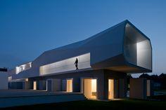 Fez House, Portugal (2010) // Alvaro Leite Siza Vieira