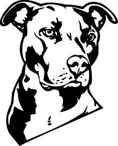 Resultado De Imagen De Dibujos De Pitbull Pit Bull Pinterest