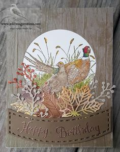 42 trendy birthday flowers for men masculine cards Masculine Birthday Cards, Masculine Cards, Card Making Inspiration, Making Ideas, Fall Cards, Christmas Cards, Flowers For Men, Bird Cards, Men's Cards