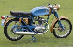Ducati 125cc Sport