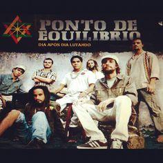 Amarradona no meu mais novo contrato musical profissional ! ;) #pontodeequilibrio #reggae #dub #vilaisabel #band #liveconcert #brazil #work #production #irie #rastha #music #onroad #festivals - @karinaspinoza- #webstagram