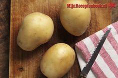 Aardappel sperziebonenschotel met kerrie recept
