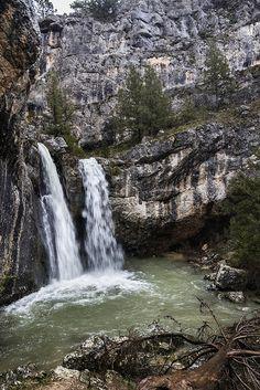 Cascada de la Fuentona #Pinares #Soria #Spain