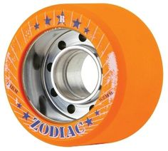 Radar Zodiac  Size: 38mm x 62mm Hub: Aluminum    Black 91A  Red 92A  Blue 93A  Orange 95A  Green 96A  $99.95 Skate Wheels, Zodiac, Gallery, Red, Blue, Orange, Roof Rack, Horoscope