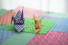 Photo By #MamiGibbs(Getty)100均の折り紙は種類が豊富で美しい!カメラとやっこさんで遊んじゃおうの画像