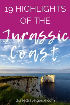 A round up of some of the must-visit spots along the Jurassic Coast in Dorset, England. From fossil hunting in sheltered coves, to exploring abandoned quarries, to hiking atop dramatic cliffs - there's plenty to keep you busy along Dorset's coastline   #dorset #lovedorsettravel #england #traveluk