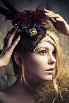 Don't hesitate to turn your attention towards stylish hair accessories which say glam. www.glamouricious.com