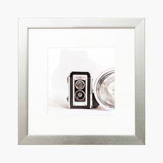 Framebridge: Beaumont silver frame