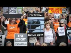 Ban Live Export National Rally, 14th August 2011  VIDEO