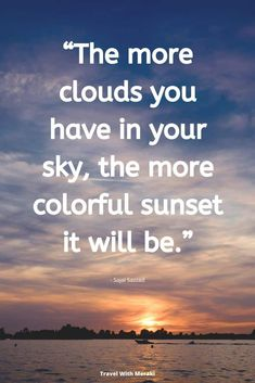 Quotes about beautiful sunsets. Get inspired by these amazing quotes. Family Vacation Quotes, Travel With Friends Quotes, Best Travel Quotes, Family Travel, Journey Quotes, Quotes Quotes, Lyric Quotes, Qoutes, Life Quotes