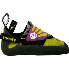 Venga Climbing Shoe (Kid's) #Evolv at RockCreek.com