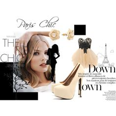 Paris Chic, created by igulwu on Polyvore