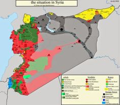 Serious Stakes in Southern #Syria by Franc Milburn