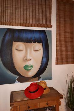 A Panamakalap bármilyen alkalomra egyedi ajándék nőknek és férfiaknak egyaránt! Panama, Painting, Art, Art Background, Panama Hat, Painting Art, Kunst, Paintings, Performing Arts