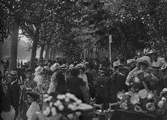 La Alameda en 1857