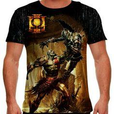 God of war 3 T-shirt