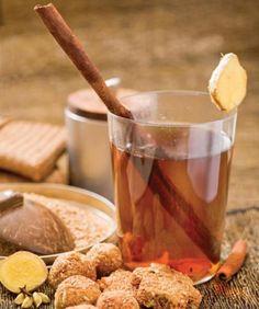 Tisana allo zenzero per combattere tosse e raffreddore - Ambiente Bio
