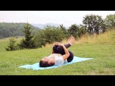 JOGA - CVIKY NA CHRBTICU - YouTube Sup Yoga, Sciatica, Beach Mat, Running, Workout, Couple Photos, Youtube, Fitness, Outdoor