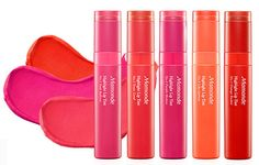 Amore Pacific MAMONDE Highlight Lip Tint, Vivid 10 Colors Lip Gloss #MAMONDE